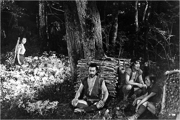 La Forteresse cachée : photo Akira Kurosawa