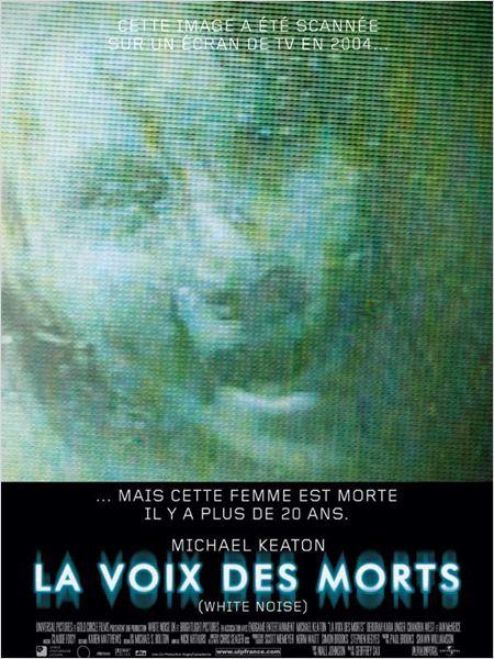 La Voix des morts : affiche