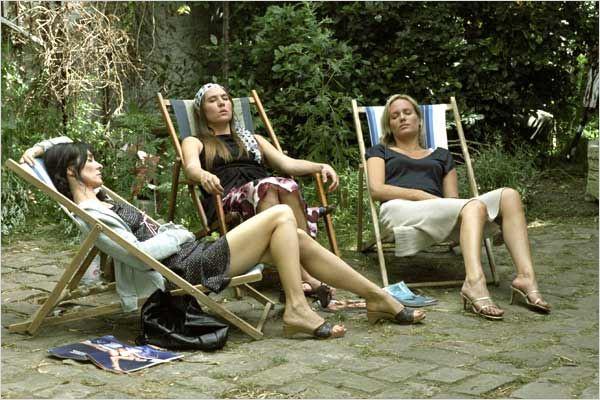 Tout pour plaire : photo Anne Parillaud, Cécile Telerman, Judith Godrèche, Mathilde Seigner
