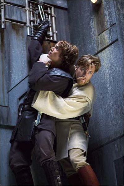 Star Wars : Episode III - La Revanche des Sith : Photo Ewan McGregor, Hayden Christensen