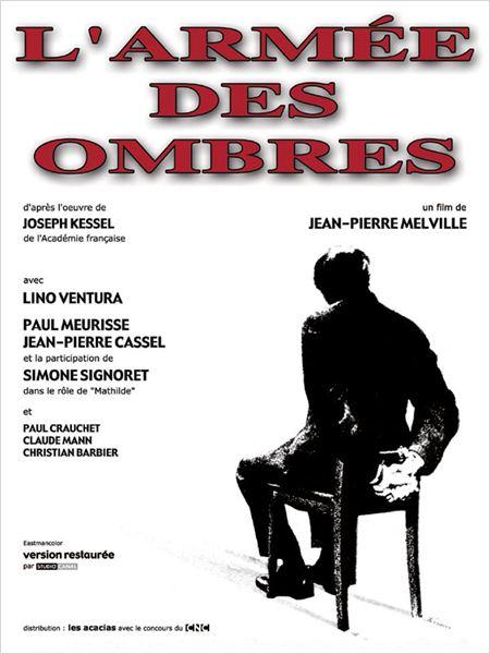 L'Armée des ombres [FRENCH][Bluray 1080p]