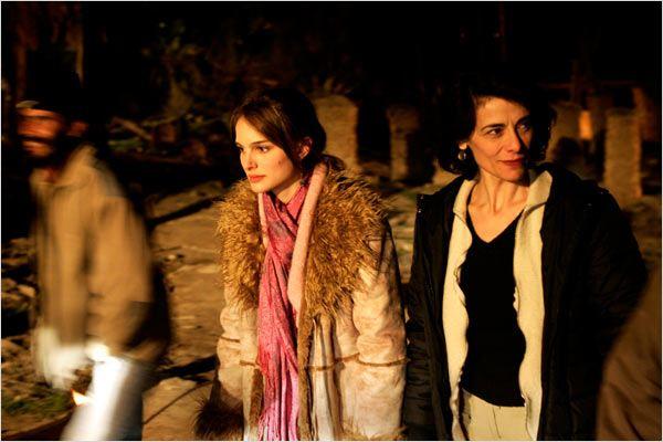 Free Zone : photo Amos Gitaï, Hiam Abbass, Natalie Portman