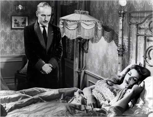 Monsieur Verdoux : photo Charles Chaplin