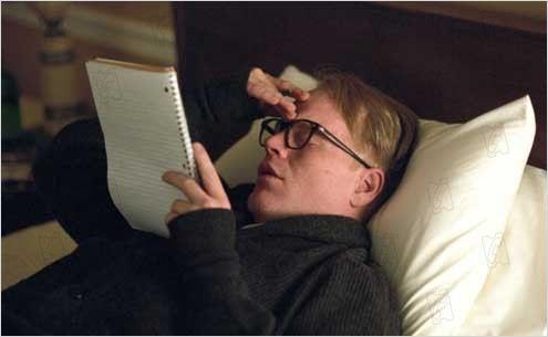 Truman Capote : photo Bennett Miller, Philip Seymour Hoffman