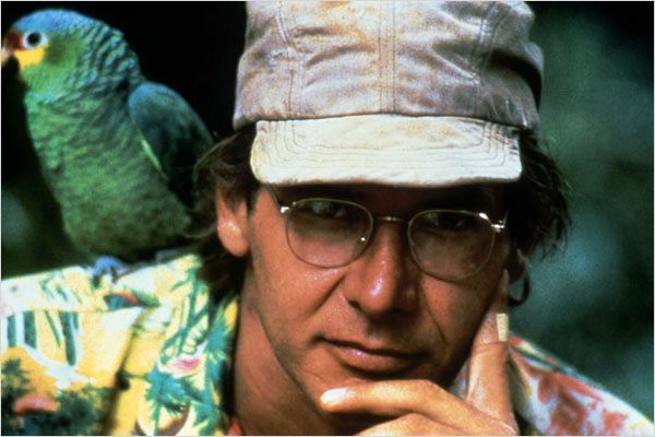 The Mosquito Coast : Photo Harrison Ford, Peter Weir