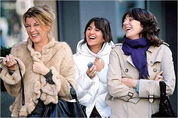 Comme t'y es belle ! : photo Géraldine Nakache, Lisa Azuelos, Michèle Laroque, Valérie Benguigui