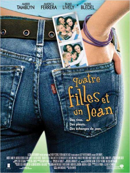 4 filles et un jean : affiche Ken Kwapis