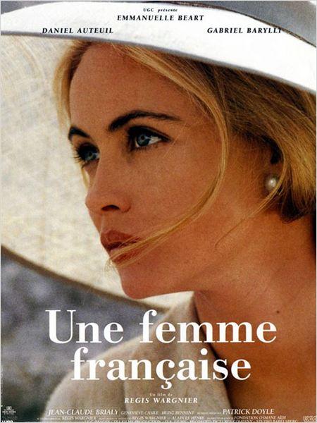 Une Femme française affiche