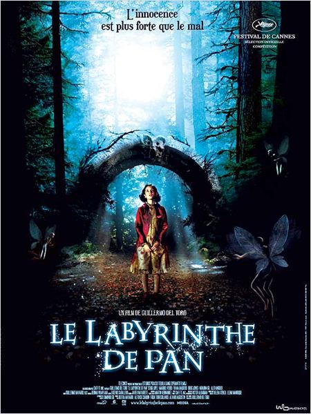 Le Labyrinthe de Pan streaming vf