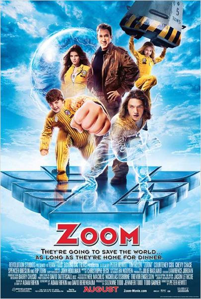 [DF]Zoom, l'académie des super-héros[DVDRiP]