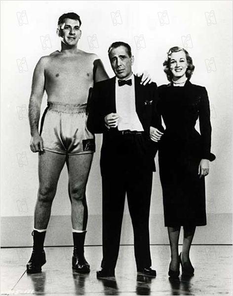 Plus dure sera la chute : Photo Humphrey Bogart, Jan Sterling, Mark Robson, Mike Lane