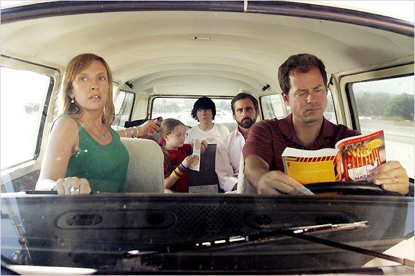 Little Miss Sunshine : photo Abigail Breslin, Alan Arkin, Greg Kinnear, Jonathan Dayton, Paul Dano