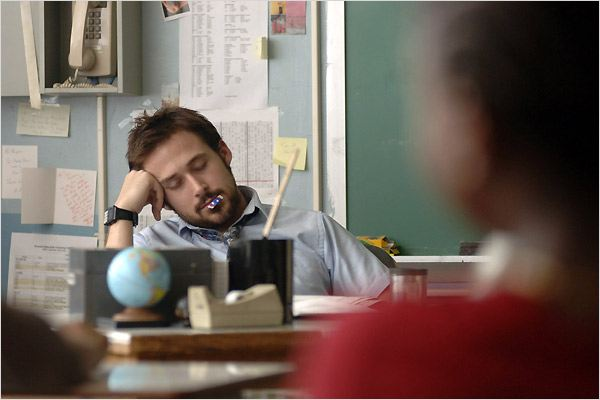Half Nelson : photo Ryan Fleck, Ryan Gosling