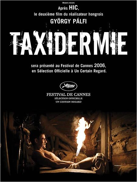 Taxidermie [FRENCH] [DVDRiP] [MULTI]