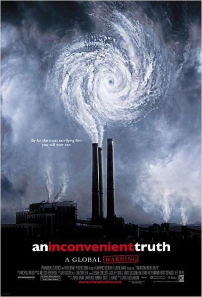 Une Vérité qui Dérange : affiche Davis Guggenheim