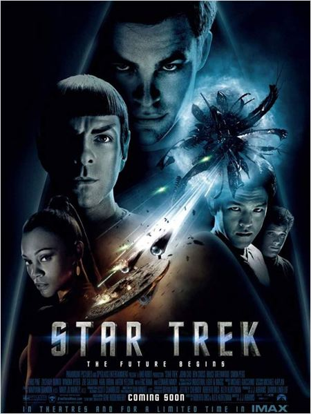 Star Trek  (INTEGRALE) [TRUEFRENCH] [BDRIP] [AC3] [FS]