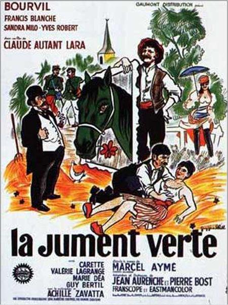 La Jument verte   (1959)