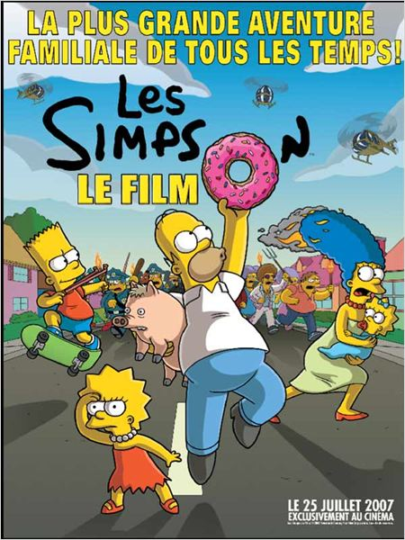 Les Simpson   le film Streaming Film