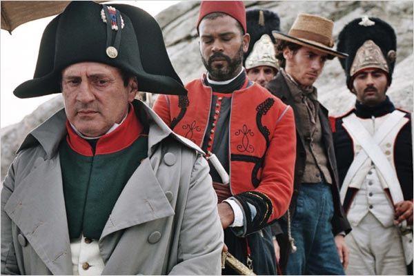 Napoléon (et moi) : photo Daniel Auteuil, Paolo Virzi