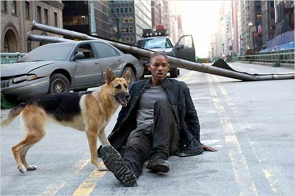 Je suis une légende : photo Francis Lawrence, Will Smith