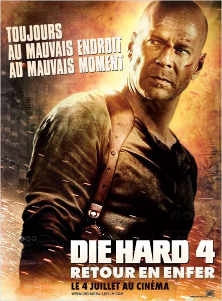Die Hard 4 - retour en enfer  [BRRIP-AC3] [VOSTFR] [MULTI]