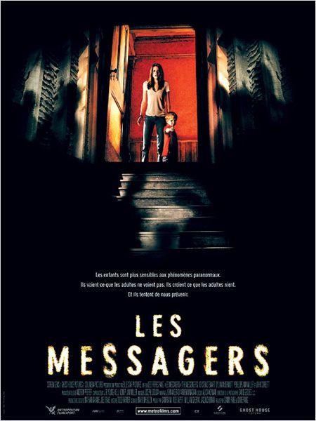 Les Messagers : affiche Danny Pang, Kristen Stewart, Oxide Pang
