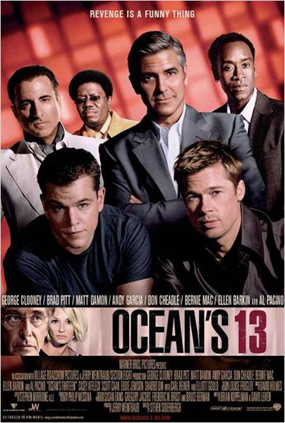 Oceans 13 streaming vf