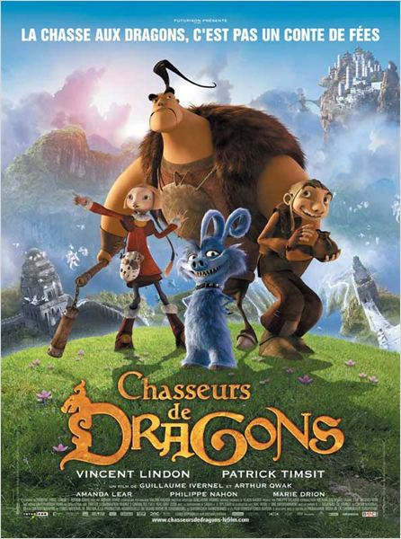 [MULTI]  Chasseurs De Dragons [TRUEFRENCH][DVDRiP]
