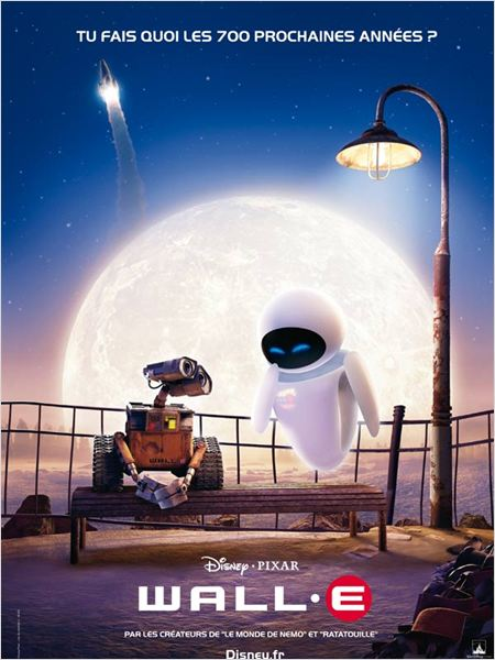 WALL-E | DVDRiP TRUEFRENCH | Rapidshare Multi Lien