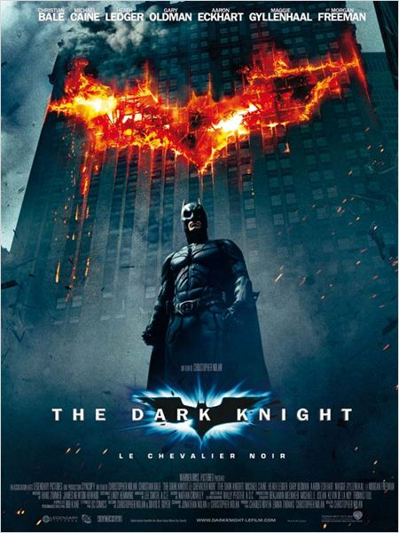 Batman The Dark Knight, Le Chevalier Noir Streaming Film