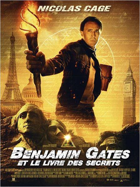 Benjamin Gates et le Livre des Secrets streaming vf