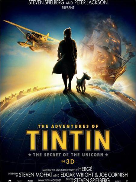 Regarde Les Aventures de Tintin : Le Secret de la Licorne