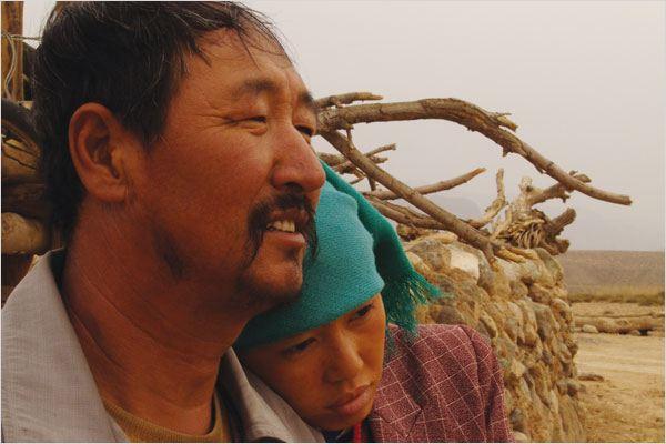 Le Mariage de Tuya : photo Wang Quan'an