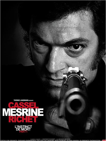 Mesrine : LInstinct de mort streaming vf