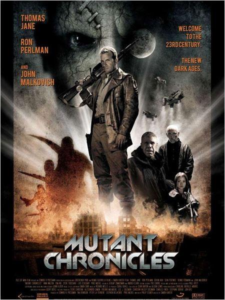The Mutants Chronicles