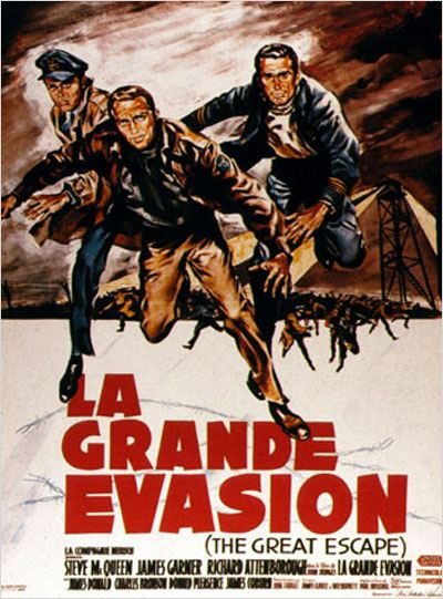 La Grande évasion streaming vf