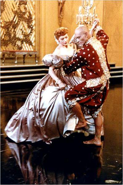 Le Roi et moi : photo Deborah Kerr, Walter Lang, Yul Brynner