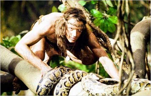 Greystoke, la légende de Tarzan : photo Christophe Lambert, Hugh Hudson