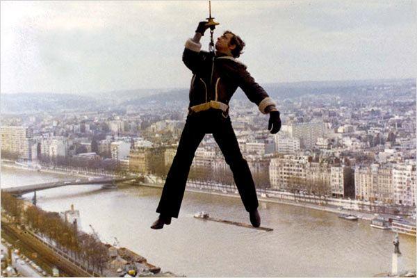 Peur sur la ville : photo Henri Verneuil, Jean-Paul Belmondo