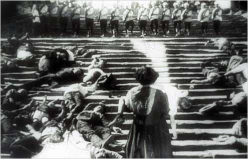 Le Cuirassé Potemkine : photo Sergei Mikhailovich Eisenstein