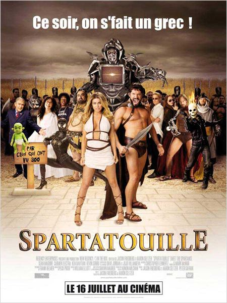 Spartatouille streaming vf