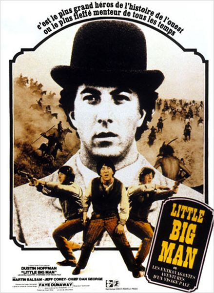 Little Big Man : affiche
