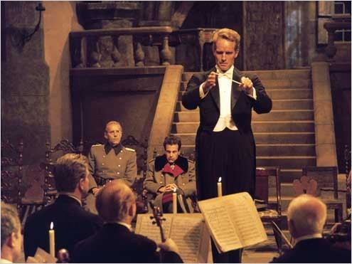 La symphonie des héros : photo Charlton Heston, Maximilian Schell, Ralph Nelson