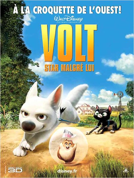 Volt, star malgré lui streaming vf