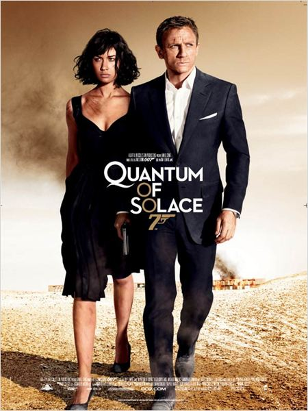 Quantum Of Solace DVDRIP sur Uptobox
