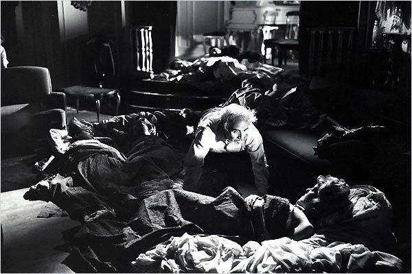 L'Ange exterminateur : photo Luis Buñuel