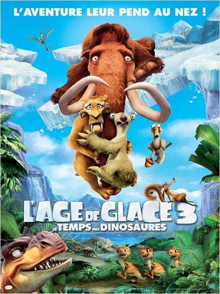 LÂge de glace 3   Le Temps des dinosaures Streaming Film