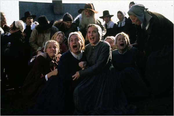 La Chasse aux sorcières : photo Nicholas Hytner, Winona Ryder