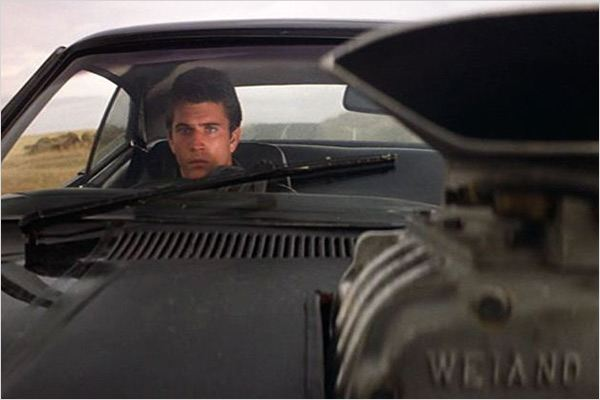 Mad Max : photo George Miller