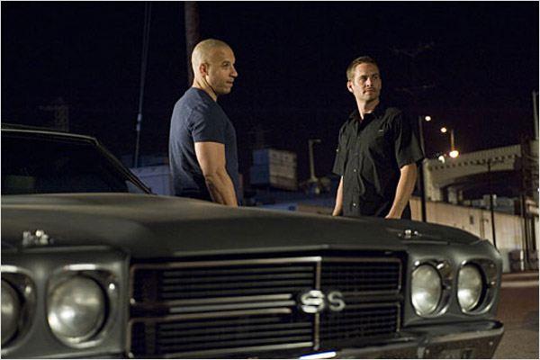 Fast and Furious 4 : photo Justin Lin, Paul Walker, Vin Diesel